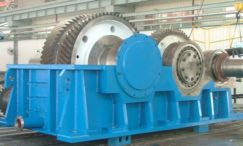 Gear Box For High Rolling Mill Dalian Huarui Heavy